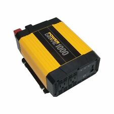 PowerDrive 1000-Watt DC to AC Power Inverter with USB Port and 2 AC Outlet