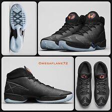 Nike Jordan XXX 30 Negro Cat Air 811006 - 010 UK 10.5, EUR 45.5, usa 11.5