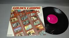 GOLDEN EARRING- WHEN THE LADY SMILES   - VINILO-PORTADA VG   / DISCO VG +