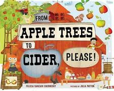 From Apple Trees to Cider, Please!-ExLibrary