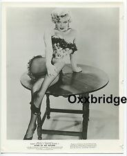 MARILYN MONROE Original Photo 1954 FRANK POWOLNY River Of No Return Showgirl