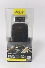 New Jabra Drive Bluetooth Car Kit, Speakerphone Retail Packaging