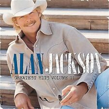 Greatest Hits, Vol. 2 by Alan Jackson (CD, Aug-2003, Arista) Country