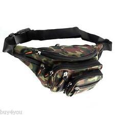 Army Gürteltasche Bauchtasche Hüfttasche Urlaub Tarn Tasche Handy Sporttasche