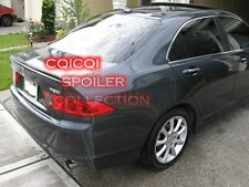 Painted Trunk Lip Spoiler For 2004~2008 ACURA TSX all color ◎