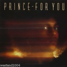 Prince - For You  ** NEW CD **  SEALED  Debut Cd  1978