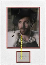 Damien Lewis Homeland Billions  Henry VIII Wolf Hall Autograph UACC RD 96
