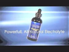 Ionyte Basic Reset Natural Organic Minerals Electrolyte Fred Kaufman Add 2 water