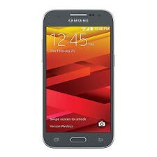 New Samsung Galaxy Core Prime VERIZON + Straight Talk G360V 8GB Gray Smartphone