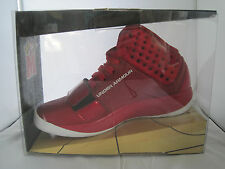 GARY WILLIAMS UofMD TERRAPINS 2012 COURT DEDICATION UNDER ARMOUR AWARD SHOE NIB