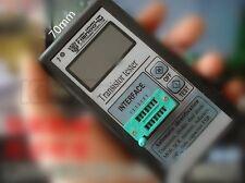 Component Tester Transistor Diode Capacitance ESR Meter Mosfet NPN PN Inductance