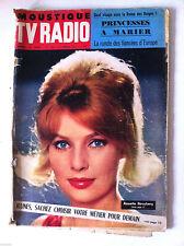 Tv Radio MOUSTIQUE du 26/07/1959; Annette Stroyberg/ Gordon Scott/ Roger Vadim