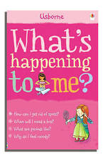What's Happening to Me? Girls by Susan Meredith (Paperback) New Book