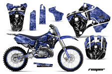 AMR Racing Yamaha YZ 125/250 Graphic Decals Number Plate Kit Bike MX 96-01 RPR U