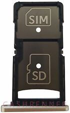 SD SIM Halter G Speicher Karten Memory Card Tray Holder Motorola Droid Turbo 2