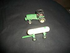 John Deere Tractor, and Anhydrous Ammonia Tanker - Boys & Girls 1:64