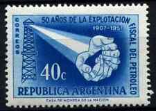 Argentina 1957 SG#913 Oil Industry MNH #D33067
