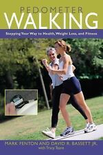 Pedometer Walking: Stepping Your Way To Health, Weight Loss, And Fitness