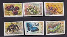 2003 Australia Bugs and Butterflies Stamp Set SA (AU2294b)
