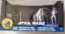 STAR WARS Droid Attack of the Coronet With Clone Troopers MIXER and REDEYE