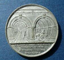 1845 BRUNEL Thames Tunnel Medal