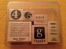 Stampin' Up! Play on Words Stamp Set