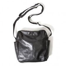 agnes b. Leather Shoulder Bag(K-43409)