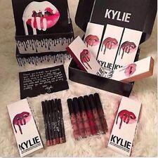 New 8 Colors Kylie Jenner K Lip Kit Lipstick & Liner Gloss Matte Set BrandBoxed1