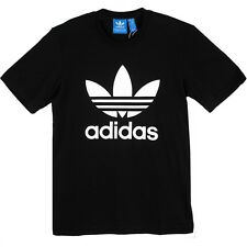 Adidas Mens Trefoil Short Sleeve T-Shirt
