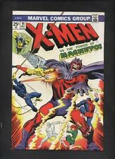 Uncanny x-men 91  1st series silver age marvel comic Magneto cover
