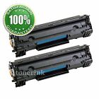2pk Black Toner Cartridge For Canon 128 ImageClass D530 D550 MF4770n MF4880dw