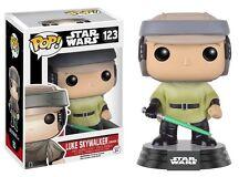 Pop! Star Wars Endor Luke Skywalker #123 Figure Funko