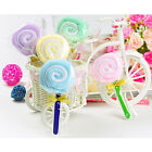 New Cute MINI Lollipop Baby Washcloth Towel Wedding Favor Xmas Gift Randomly