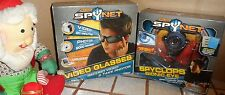 Spy-Net Collection Video Glasses & Spyclops Bionic Eye  Combo Set 2