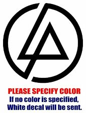 Linkin Park Band Rock Music JDM Vinyl Decal Car Sticker Window bumper Laptop 6""