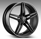 "20"" HR RACING 583 WHEELS FORD AUDI LEXUS HONDA (NEW) TTF THE TYRE FACTORY"