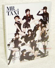 Girls' Generation Vol. 3 The Boys -MR. TAXI Ver.- Taiwan CD+card+12 postcards