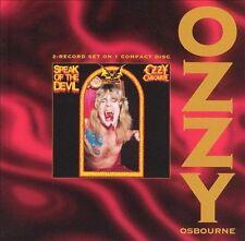 Ozzy Osbourne - Speak of the Devil  (CD, Aug-1995, Epic (USA)) EK 67237