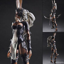 SQUARE ENIX Final Fantasy XII FF12 Play Arts Kai Fran Action Figure NO Box