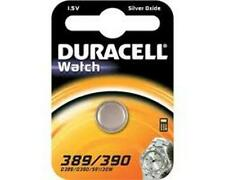 DURACELL D389/390 Batteria a bottone in Ossido d'Argento (SR54, SR1130W)