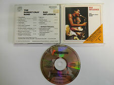 The Robert Cray Band - Bad Influence- 1985 - Made in W.Germany HCD 8001