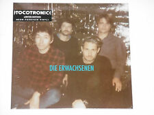 "TOCOTRONIC -Die Erwachsenen- 7"" 45 colored Vinyl  NEU OVP Limited Edition"