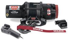 Warn ATV ProVantage 3500s Winch w/Mount 07-14 Yamaha Grizzly 450 4x4
