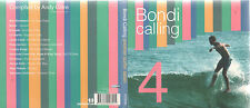BONDI CALLING 4 - ANOTHER SURFIN SAFARI - OZ 12 TRK V/A CD-ANDY GLITRE-KING TIDE