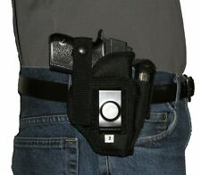USA Mfg Belt N Hip Pistol Holster With Extra Mag Holder SCCY CPX-1 CPX-2 OWB