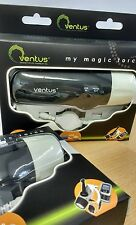 Ventus - My Magic Torch - black windup flash light