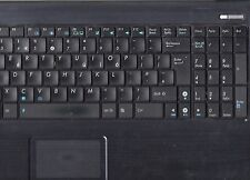 Asus k52N touchpad palm keyboard