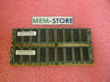 M9448G/A 2GB 2x1GB PC3200 DDR400 ECC Memory  Apple Xserve G5