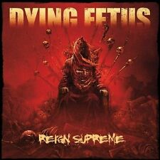 NEW - Reign Supreme (Dlx Ltd ed) by Dying Fetus