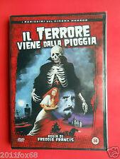 dvd's horror il terrore viene dalla pioggia the creeping flesh freddie francis f